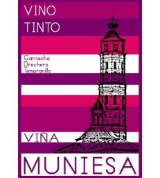 Viña Muniesa Red Wine 2015